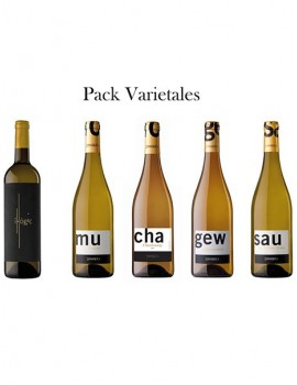 Pack Varietales